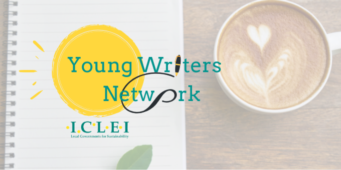 ICLEI Young Writers Network—Sustainability Communications Workshop (RMIT) Event Banner