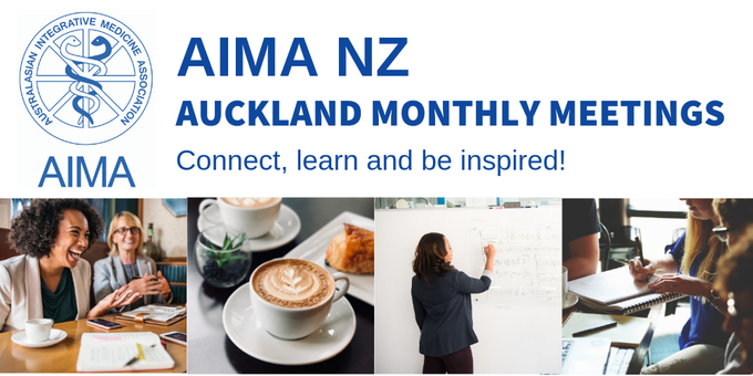 AIMA Auckland Monthly Meeting - 28 August 2019 Event Banner