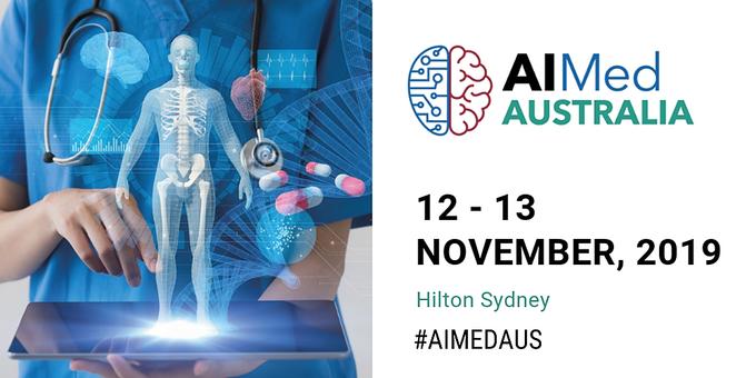 AIMed Australia 2019 Event Banner