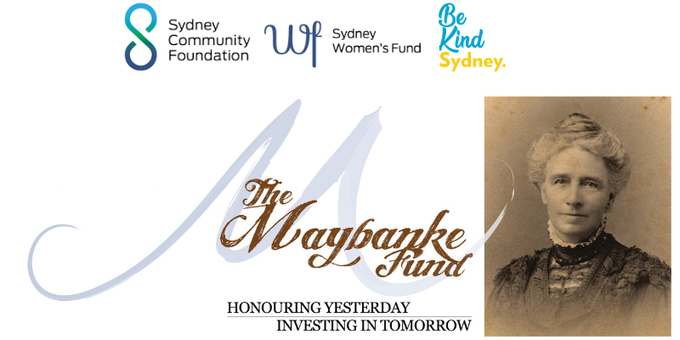 2019 Maybanke Lecture Event Banner