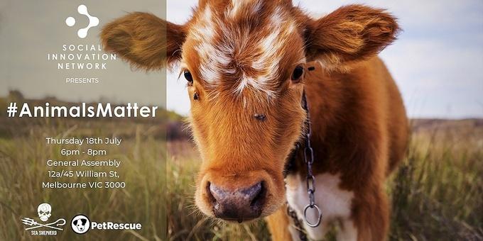 #AnimalsMatter Event Banner