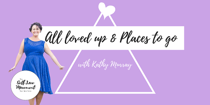 All Loved Up & Places To Go // Sunshine Coast Event Banner
