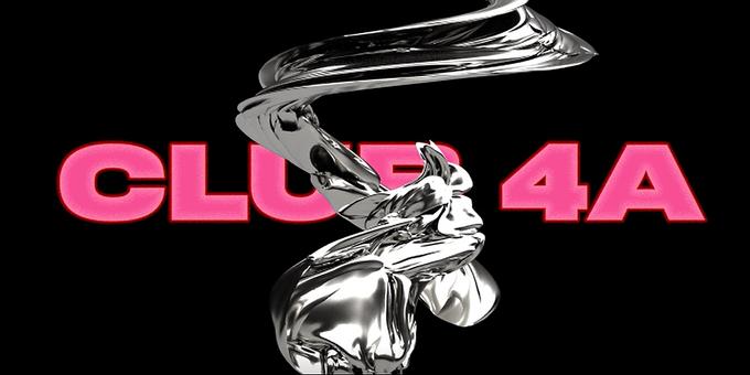 Club 4A - Rui HO Event Banner