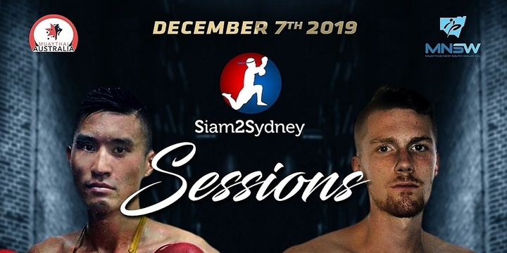 Siam 2 Sydney Sessions & Development Day Event Banner