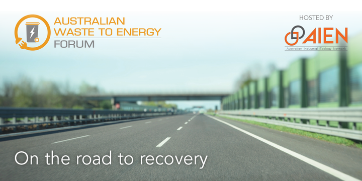 Australian Waste to Energy Forum 2020 Event Banner