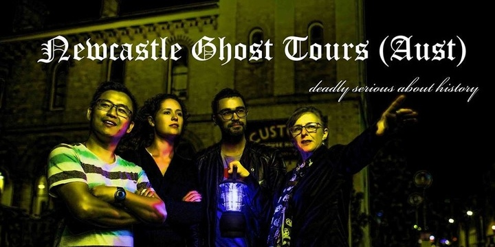 Private Haunted Tales Of Newcastle Ghost Walk Event Banner