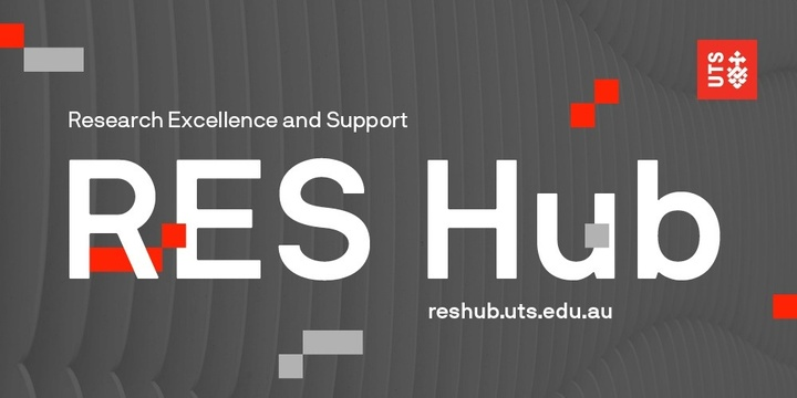 RES Hub Launch Evening Reception Event Banner