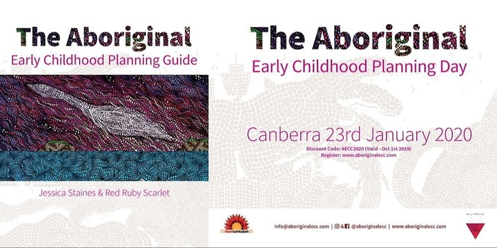 Canberra - The Aboriginal Early Childhood Planning Day Event Banner