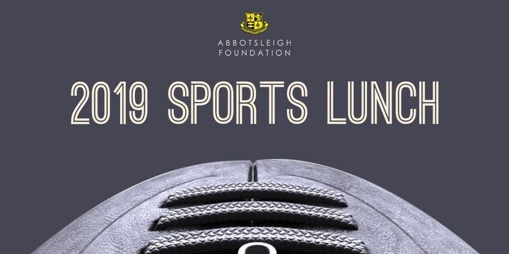Abbotsleigh 2019 Sports Lunch Event Banner
