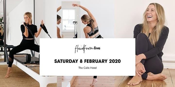 FluidForm LIVE Event Banner