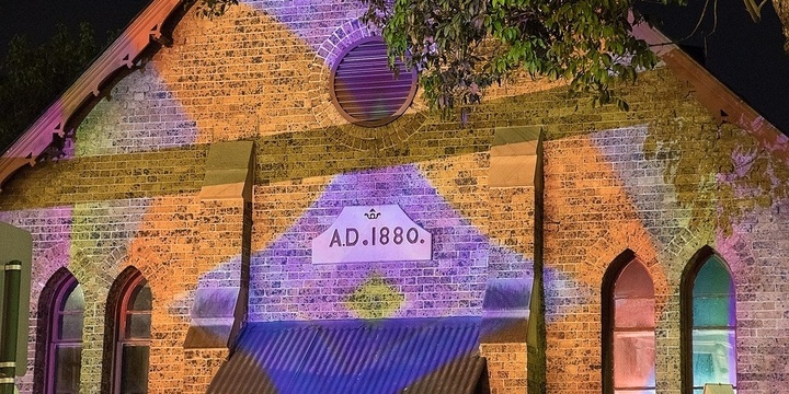 Business Information Session - Surry Hills Vivid Activations in 2020 Event Banner