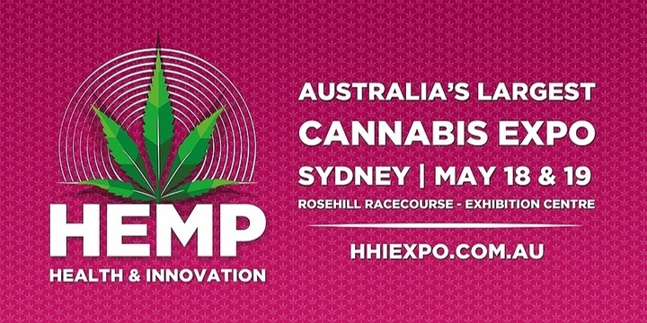HHI Expo - Sydney 2019 Event Banner