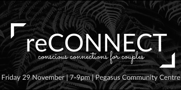 reConnect Event Banner