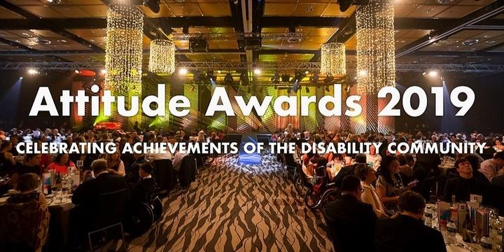 Attitude Awards 2019 Event Banner