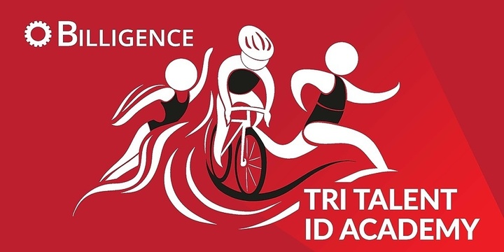 Billigence Talent ID Academy Tri Event Event Banner