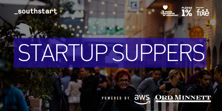 _southstart [Startup Suppers] Event Banner