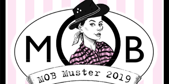 MOB Muster 2019 - Victoria Event Banner