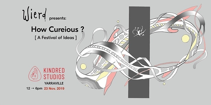 How Cureious? A Festival of Ideas Event Banner