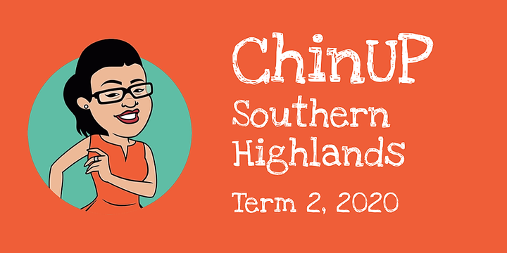 ChinUP K-6: Plugging Gaps in Student Maths Knowledge at the Start of Every Lesson Event Banner