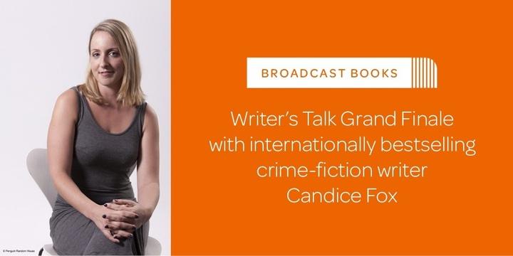 Broadcast Books Writer's Talk Grand Finale 2019 Event Banner
