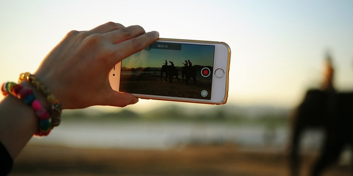 Making Videos on Portable Devices - Friday 31 May - South Event Banner