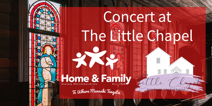 Concert in The Little Chapel Event Banner