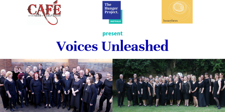 Voices Unleashed Event Banner