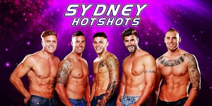 Sydney Hotshots Event Banner