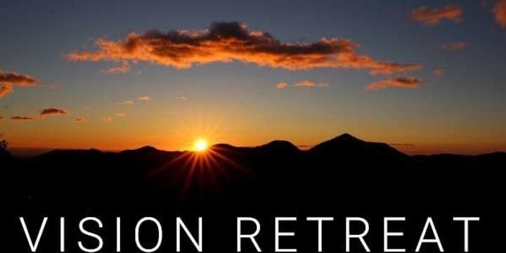Vision Retreat Event Banner