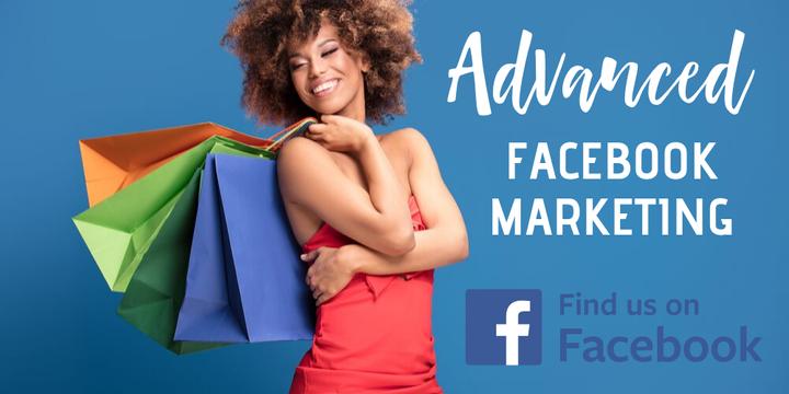 Advanced Facebook Marketing Event Banner