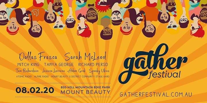 Gather Festival Event Banner