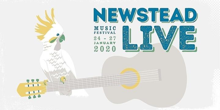 Newstead Live Music Festival 2020 Event Banner