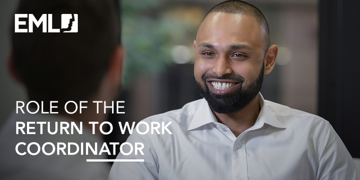 Role of the Return to Work Coordinator - Melbourne Event Banner