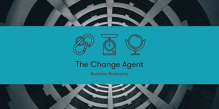 Business Bootcamp: The Change Agent (Sydney) Event Banner