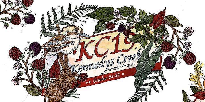 Kennedys Creek Music Festival 2019 Event Banner