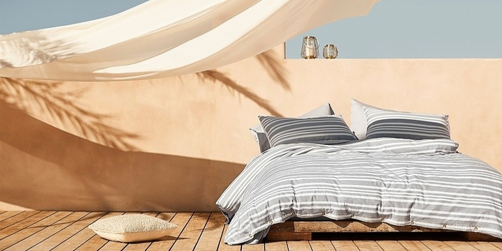 Dress your bedroom with Target Event Banner