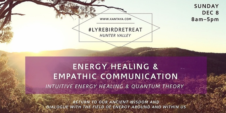 Part 2: Energy Healing and Empathic Communication Event Banner