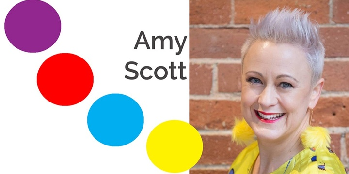 DOTS with Amy Scott - Hobart Event Banner