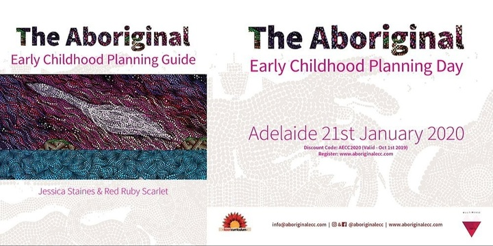 Adelaide - The Aboriginal Early Childhood Planning Day Event Banner