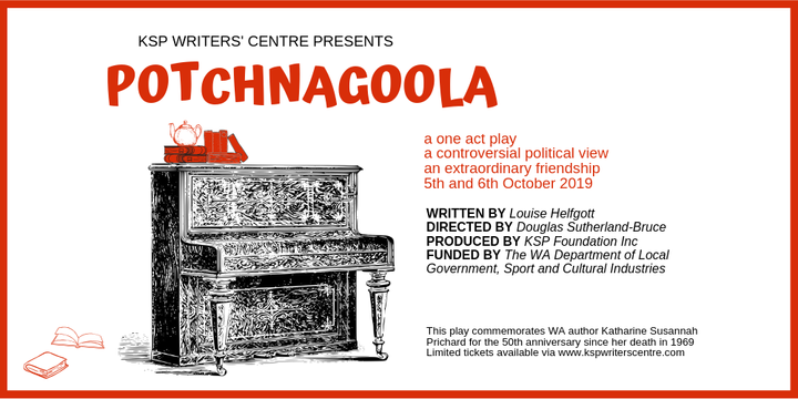 Potchnagoola - one act play Event Banner