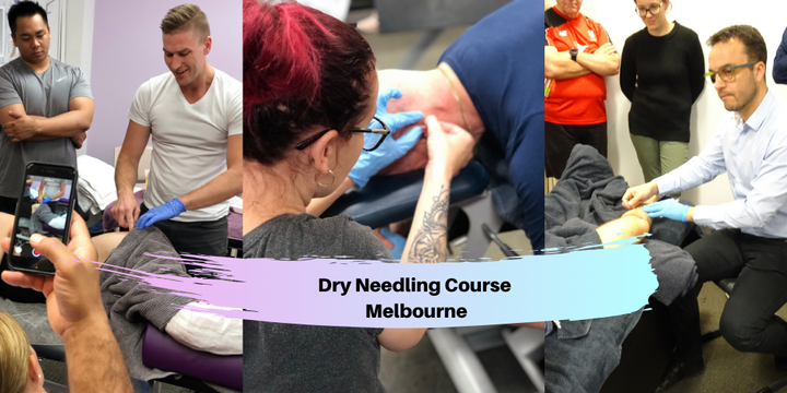 Dry Needling Course (Melbourne VIC) Event Banner