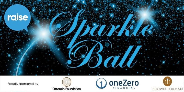 Raise Foundation Sparkle Ball 2019 Event Banner