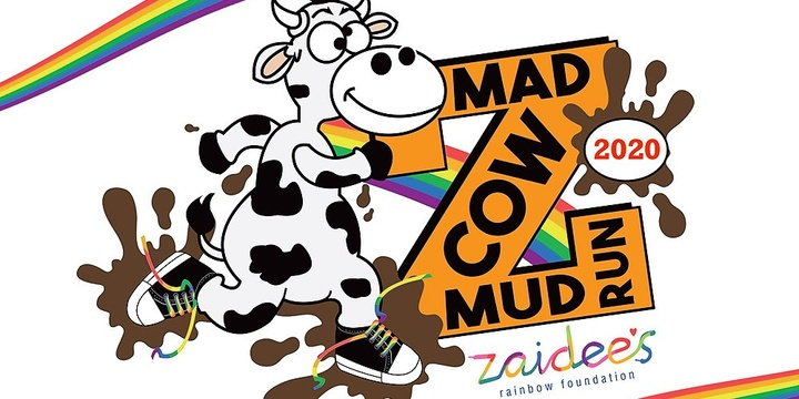 Mad Cow Mud Run 2020 Event Banner