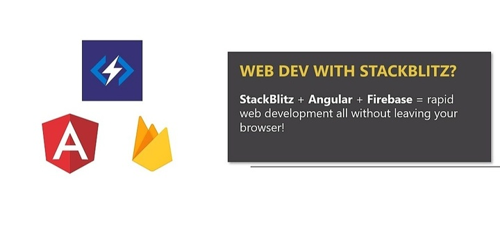 RAPID WEB DEV WITH STACKBLITZ Event Banner
