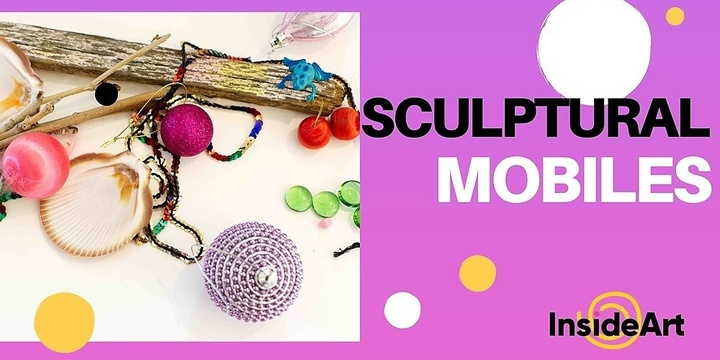 Sculptural Mobiles : Inside Art Space @ North Perth Common Event Banner
