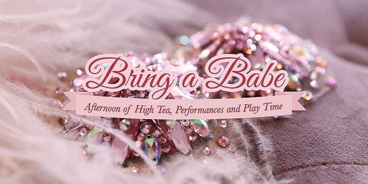Bring a Babe Event Banner