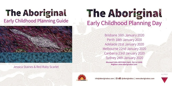 Darwin - The Aboriginal Early Childhood Planning Day Event Banner