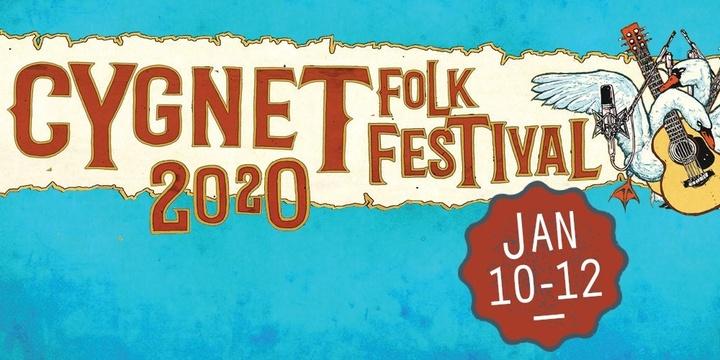 Cygnet Folk Festival Event Banner