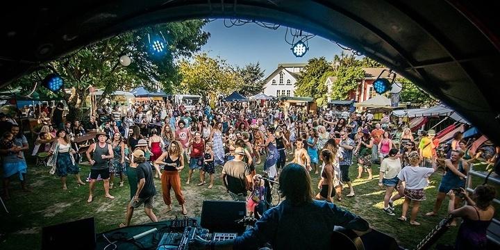 Evolve Festival 2020 Event Banner