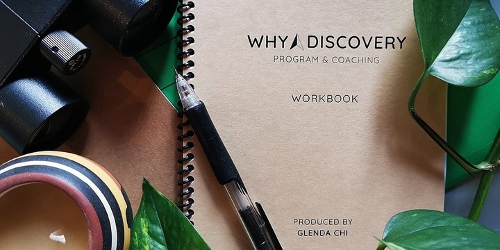 WHY Discovery Program - Online Sessions Event Banner